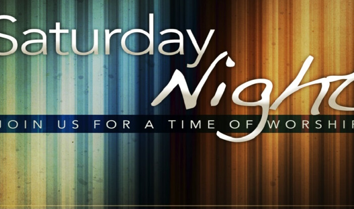 Saturday Evening Relaxed Worship - Saturdays 5:00 PM