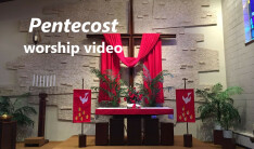 Pentecost Worship 2020